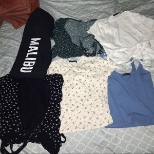 BRANDY MELVILLE AND OTHER BRANDS BUNDLE!!